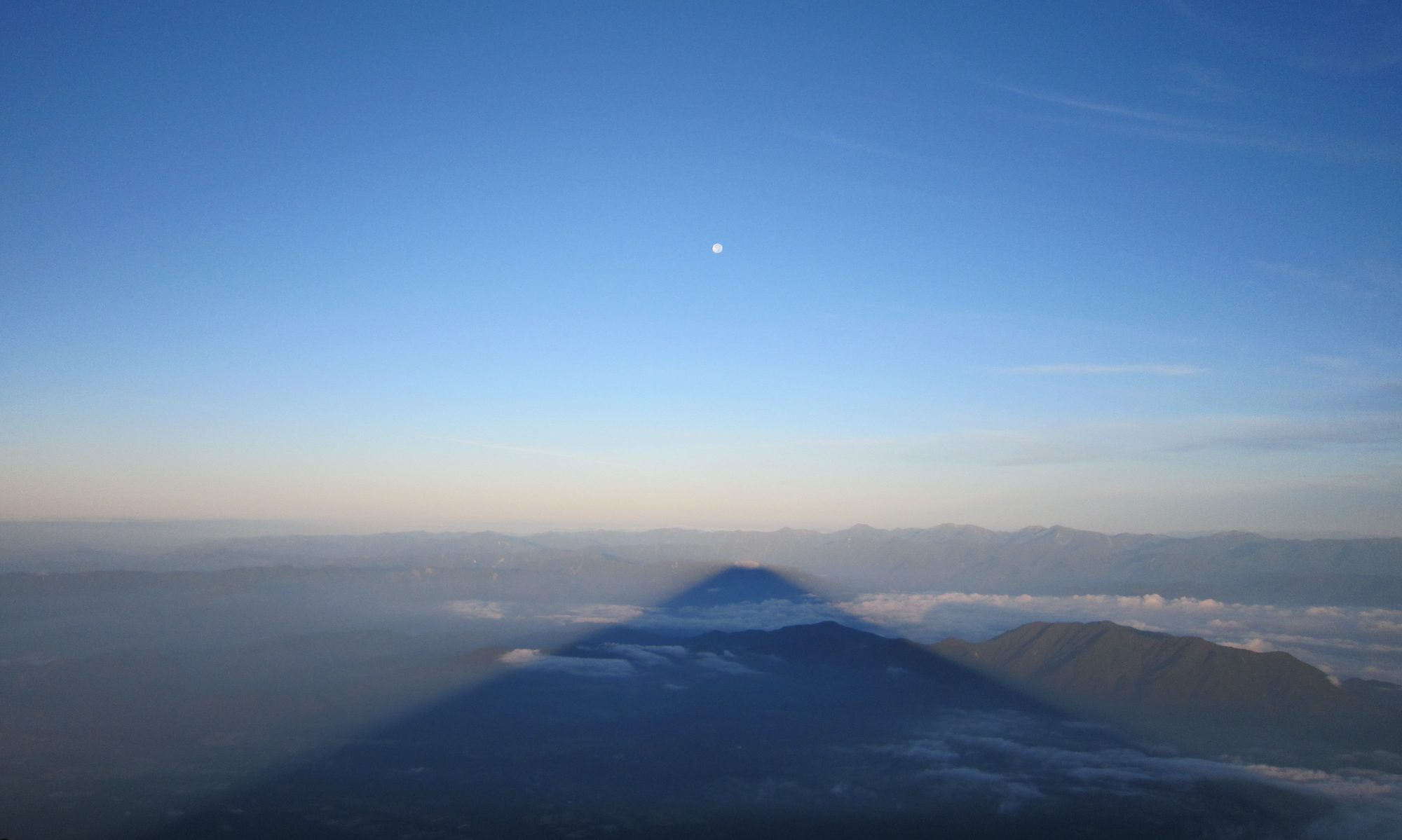 富士山に登り隊